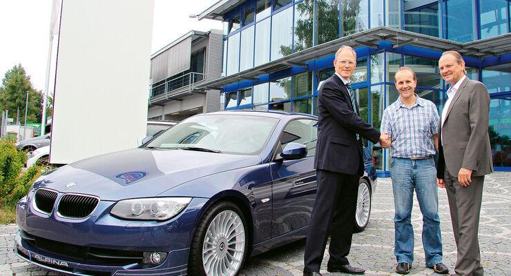 Preisverleihung Leserwahl 2012: Die sportlichsten Autos