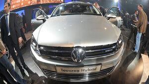 Premiere des VW Touareg II
