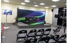 Pressekonferenz-Raum - Formel 1 - GP Mexico - 28. Oktober 2015