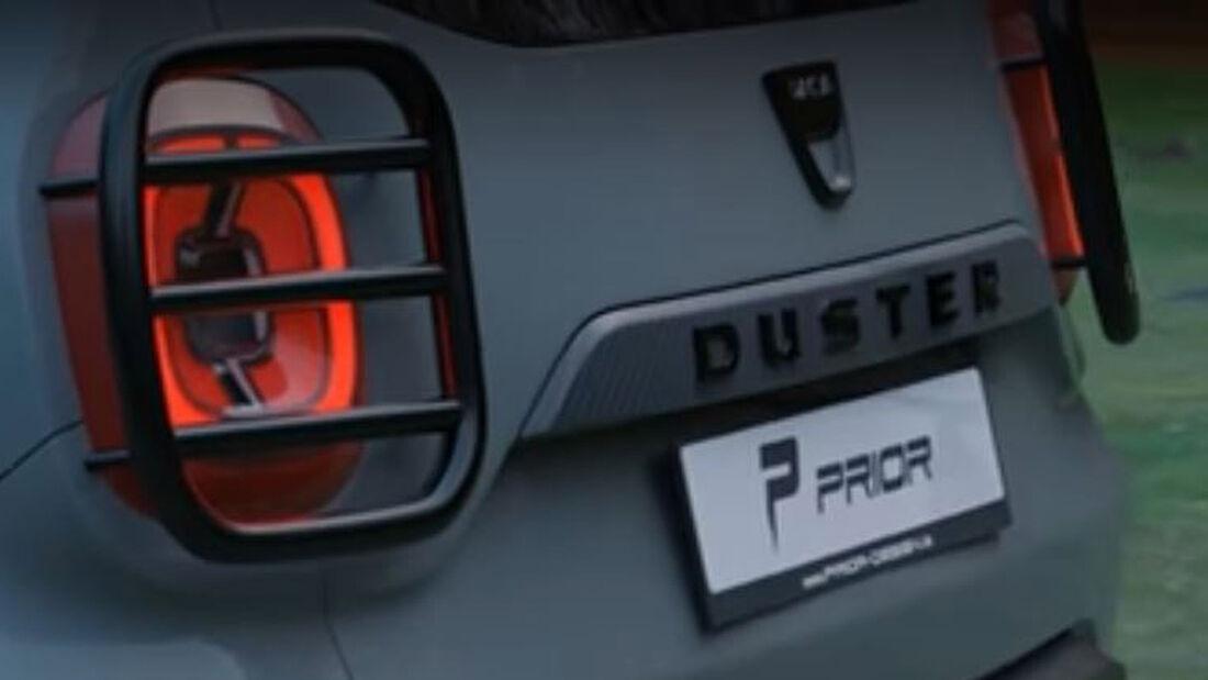 Prior Design Dacia Duster 4x4 Offroad Widebody