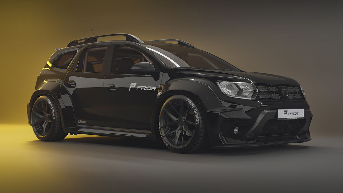 Prior Design Dacia Duster Widebody