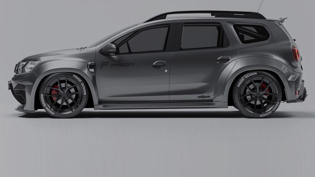 Prior Design Dacia Duster Widebody