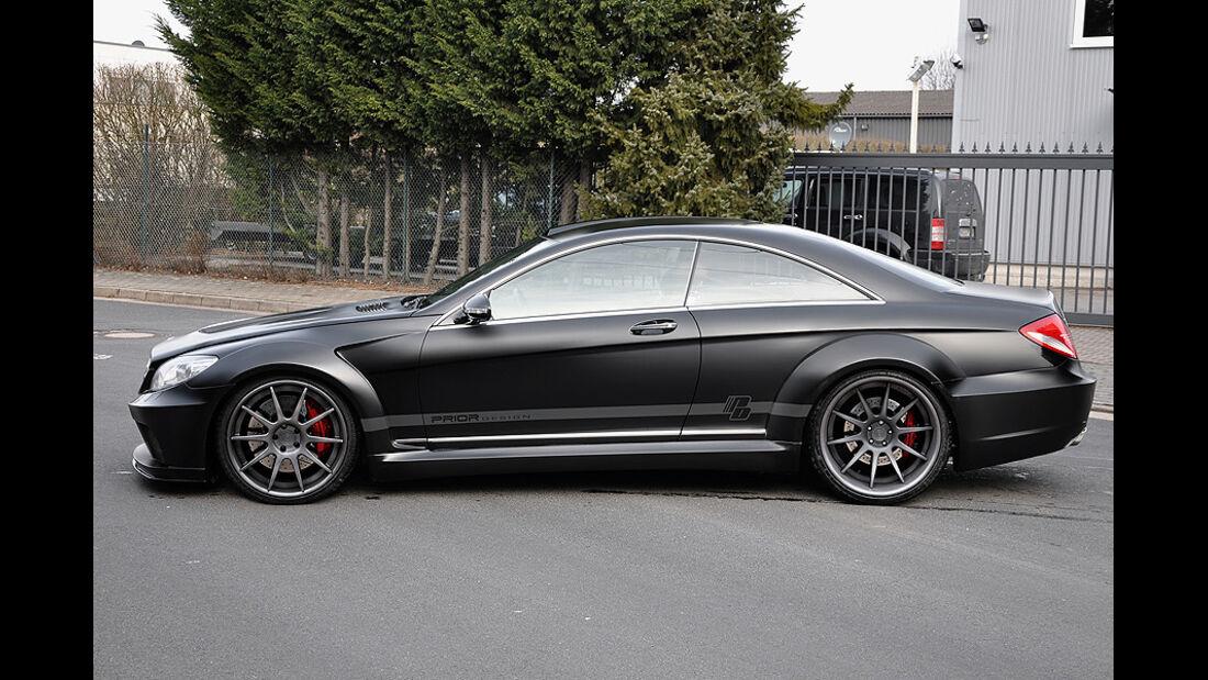 Prior Design Mercedes CL 216 Black Edition