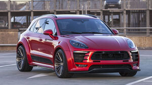 Prior Design Porsche Macan PD600M Widebody