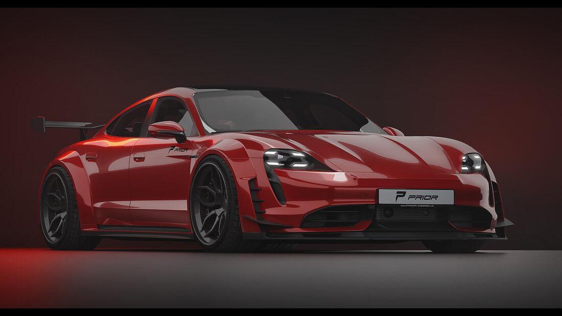 Prior Design Porsche Taycan