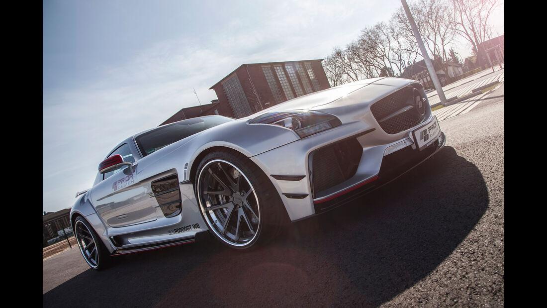 Prior Design SLS - Tuning - Mercedes SLS AMG - Sportwagen