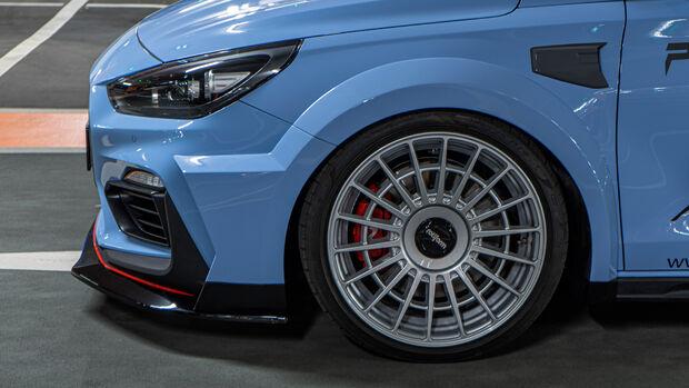Prior Design Tuning Hyundai i30 N Widebody