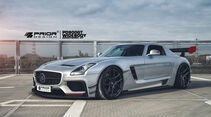 Prior Design - Tuning - Mercedes SLS AMG