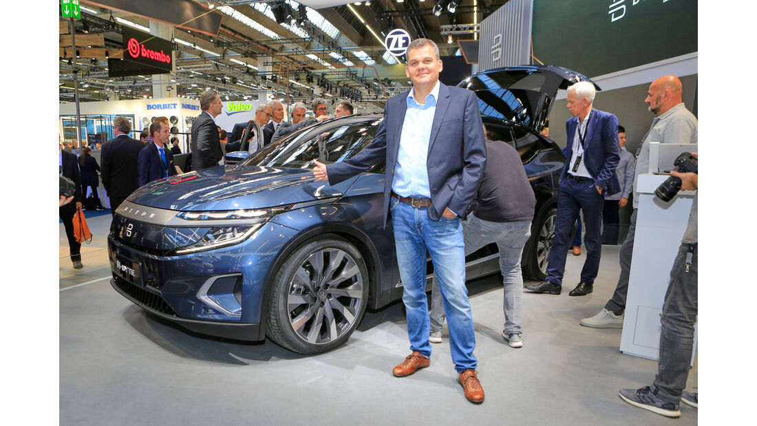 Pro und Contra IAA 2019 Gerd Stegmaier