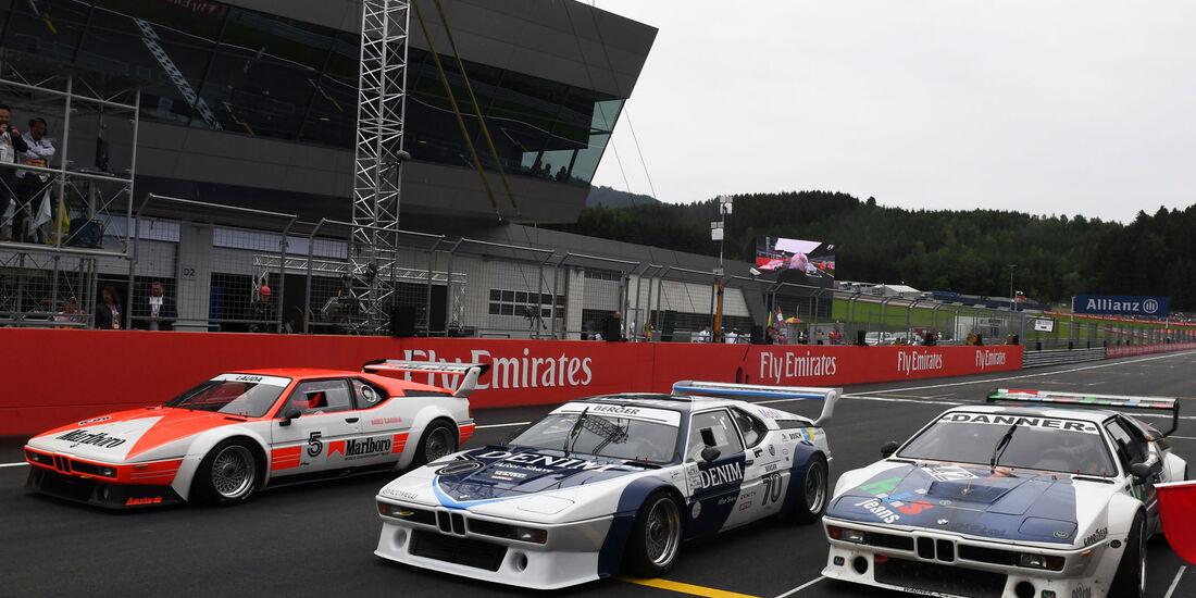 Procar - Formel 1 - GP Österreich - 3. Juli 2016