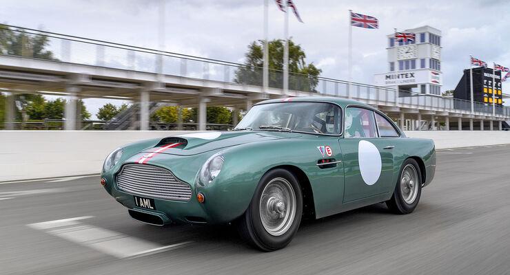 Aston Martin Db4 Gt Neuauflage Der Sportwagen Ikone Auto Motor Und Sport