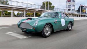 Produktion Aston Martin DB4 GT, Reportage, ams0219