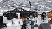 Produktion, Bentley Continental Supersports Convertible ISR