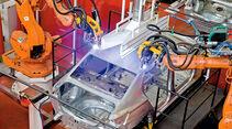 Produktion, Roboter
