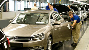 Produktion VW