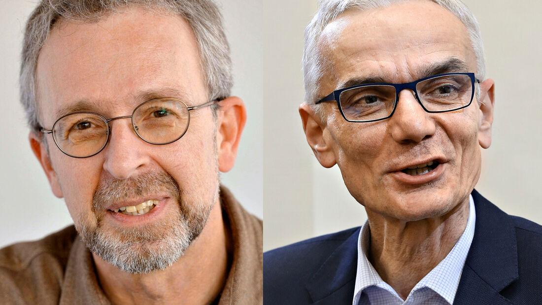 Prof. Dr. Holger Schulz, Prof. Dr. Martin Hetzel