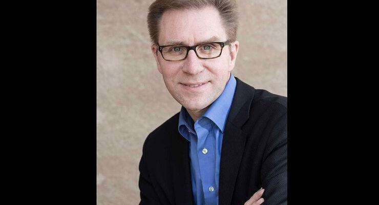 Prof. Dr.-Ing. Rolf Guido Herrtwich, Leiter Konzernforschung und Vorentwicklung Fahrerassistenz- und Fahrwerksysteme Daimler