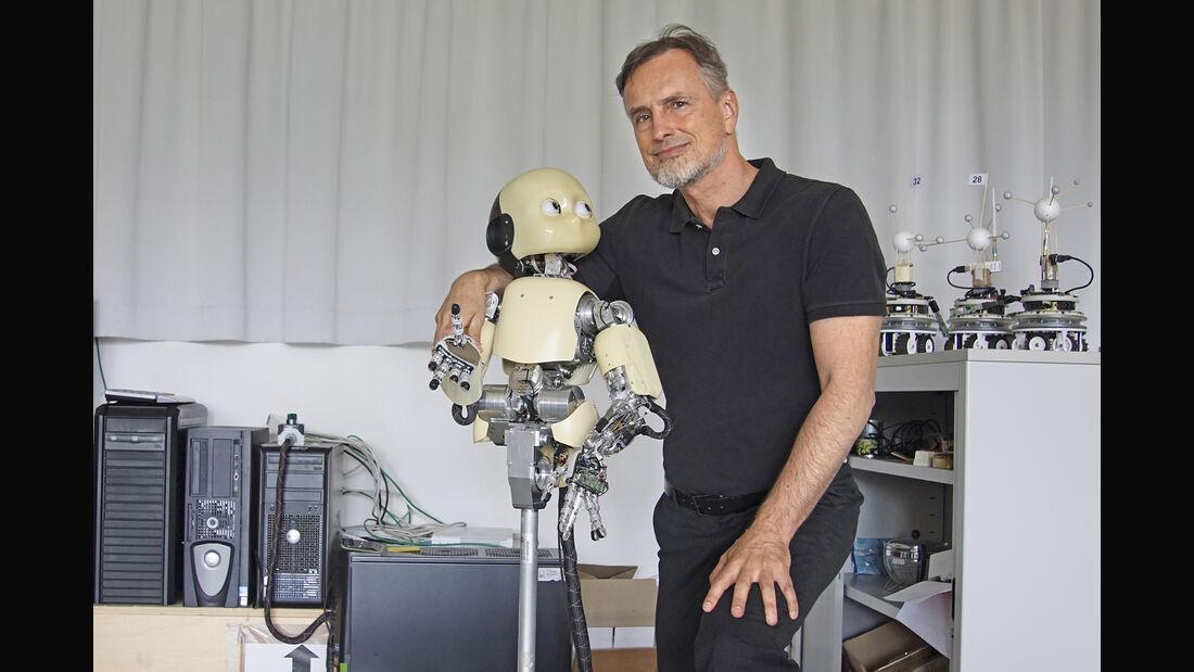 Professor Jürgen Schmidhuber