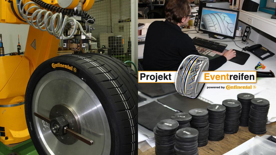 Projekt Reifenentwicklung, Teil 2