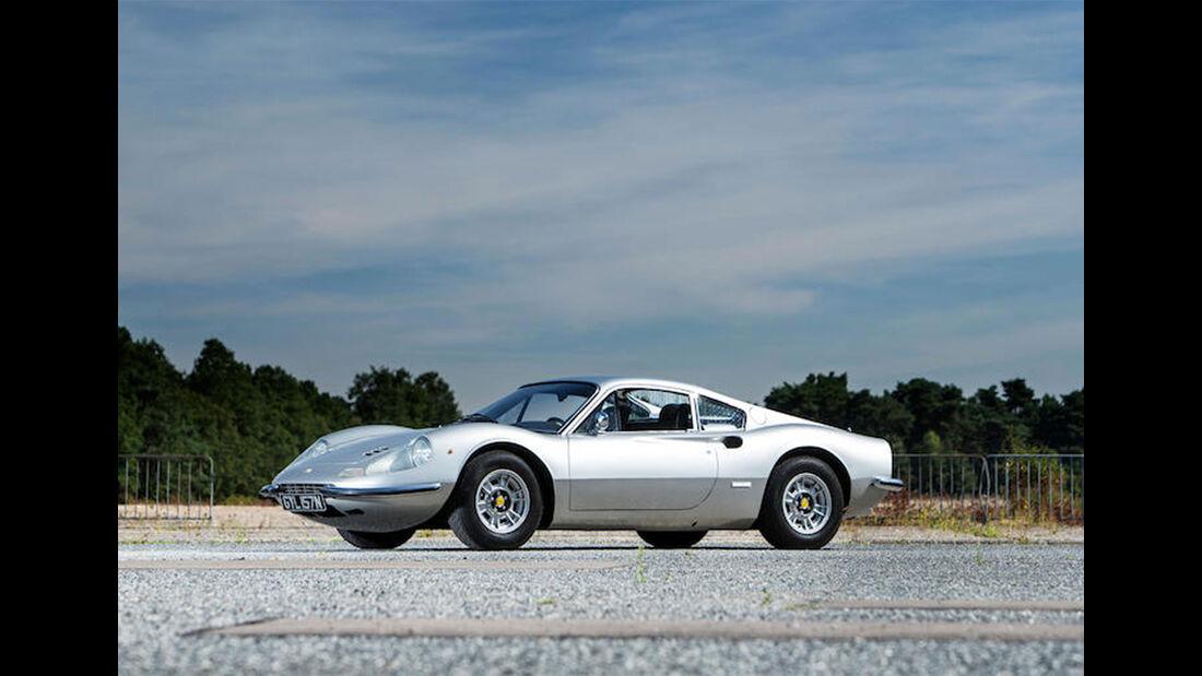 Promi-Autos 2018 Dino 246 GT Keith Richards