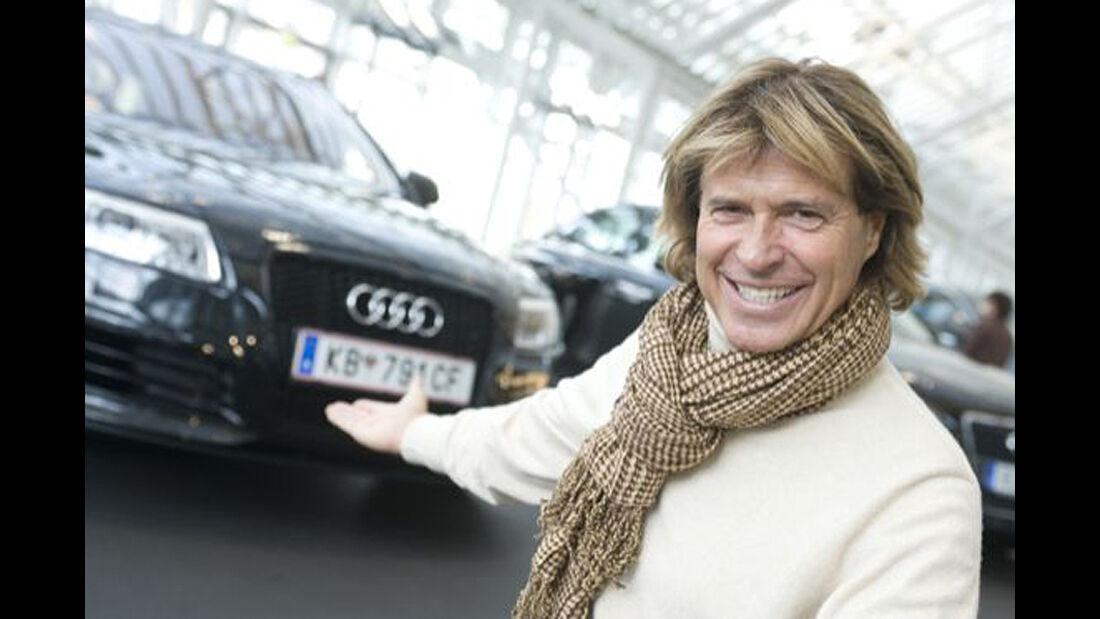 Promi-Autos, Audi