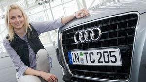 Promi-Autos, Audi, Eva Padberg