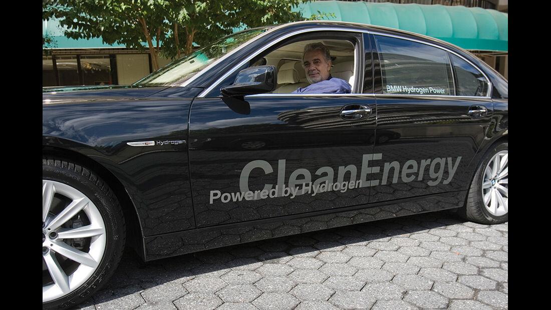 Promi-Autos, BMW, Placido Domingo