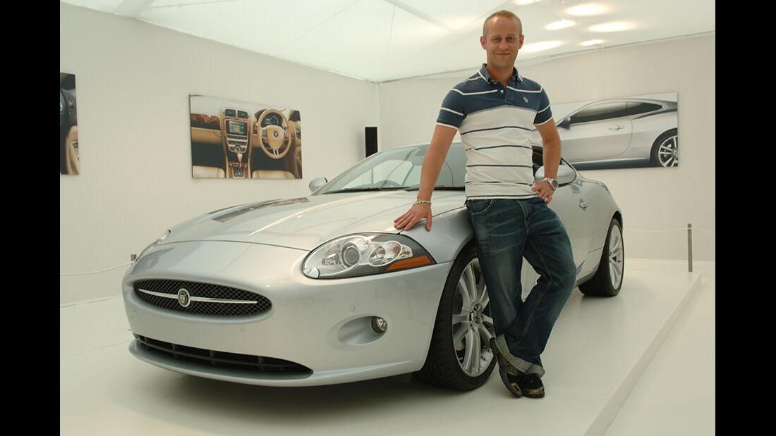 Promi-Autos, Jaguar, Jürgen Vogel