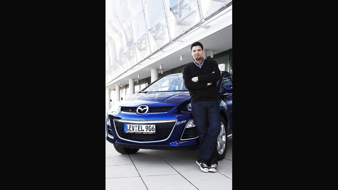 Promi-Autos, Mazda, Tim Mälzer