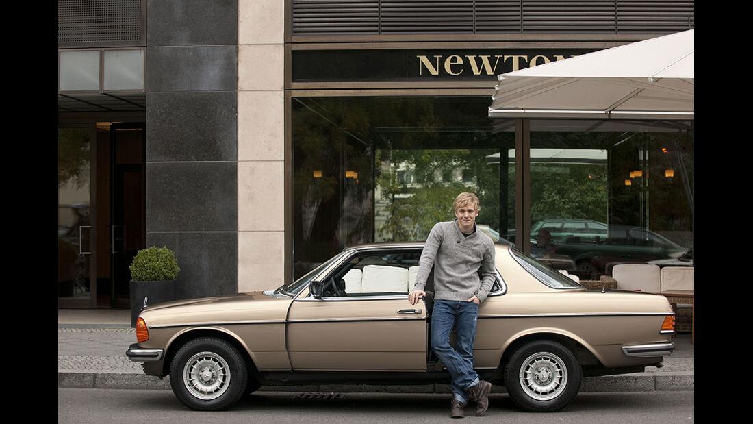 Promi-Autos, Mercedes