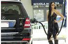 Promi-Autos, Mercedes, Nicole Scherzinger