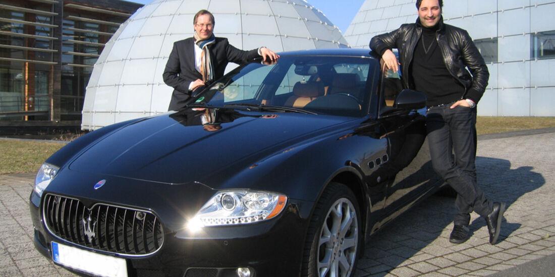Promi-Autos, Mousse T, Maserati