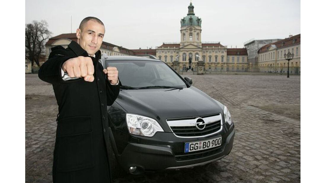 Promi-Autos, Opel, Arthur Abraham