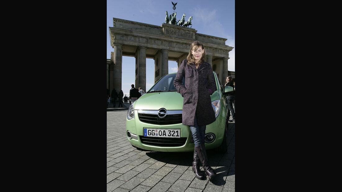 Promi-Autos, Opel, Gesine Crukowski
