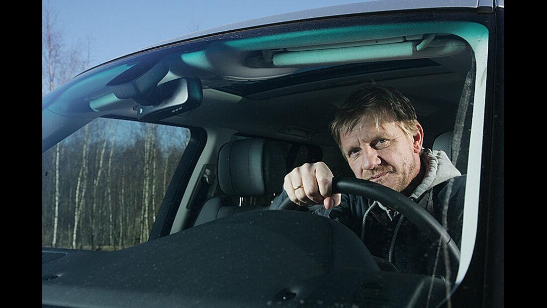Promi-Autos, Range Rover, Sönke Wortmann