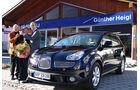 Promi-Autos, Subaru, Christian Neureuther, Rosi Mittermaier