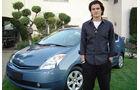 Promi-Autos, Toyota, Orlando Bloom