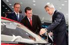Promis auf der IAA 2009 Guttenberg