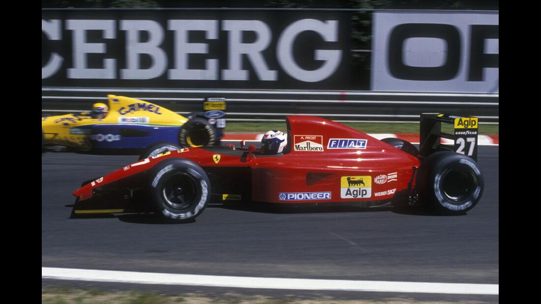 Prost 1991 Ferrari
