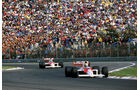 Prost Senna 1989 GP San Marino