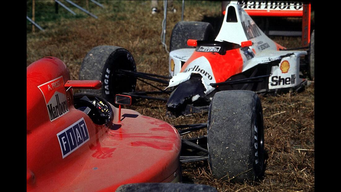 Prost & Senna - GP Japan 1990