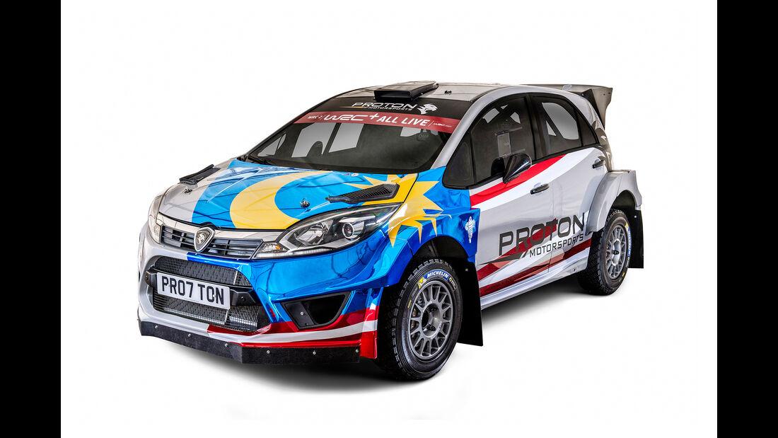 Proton Iriz R5 - Rallye Monte Carlo 2018