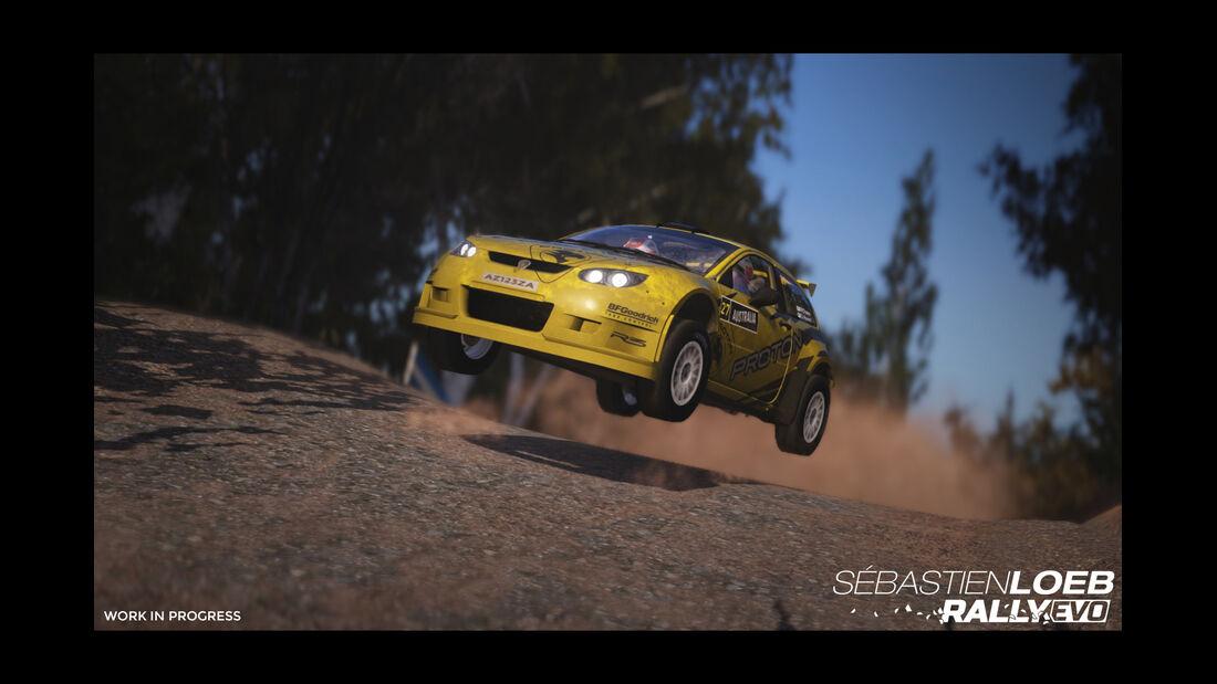 Proton S2000 - Screenshot - Sebastien Loeb Rally Evo