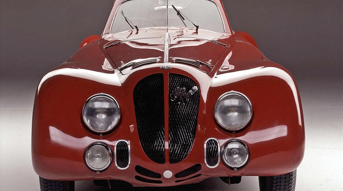 Prototyp Ausstellung Le Mans
