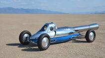 Pulsejet Lakester Show Car