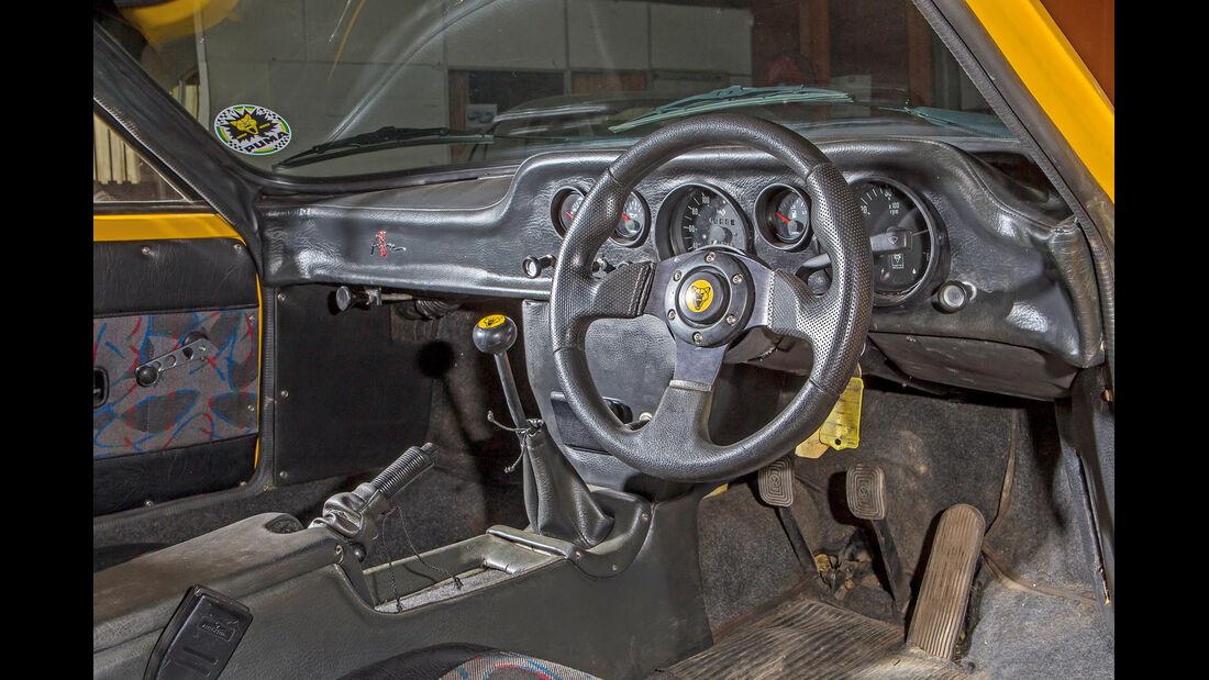 Puma, Südafrika, Cockpit