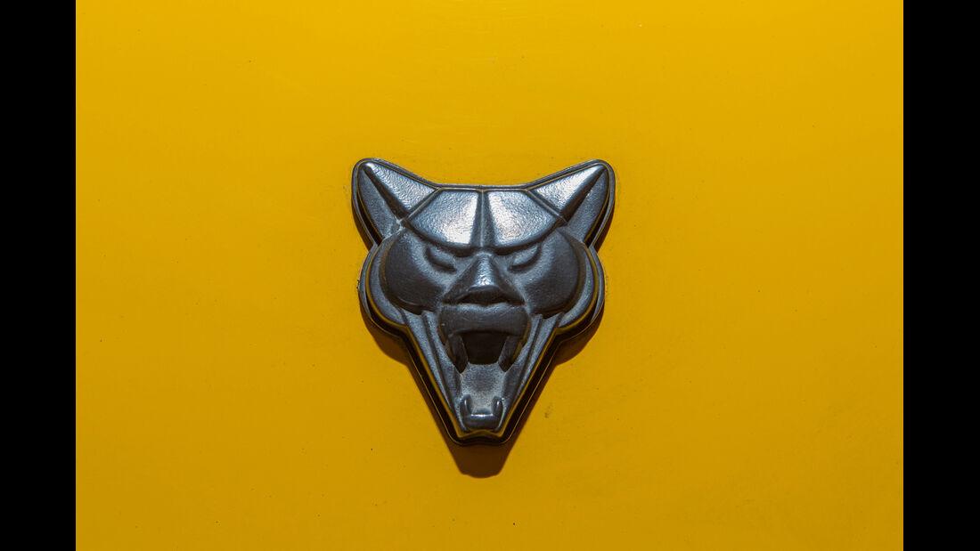 Puma, Südafrika, Emblem