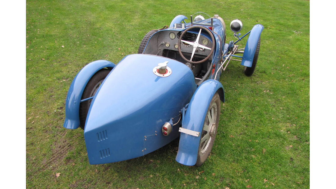 Pur Sang Bugatti Type 35 C