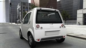 Pure Mobility Buddy, Elektroauto