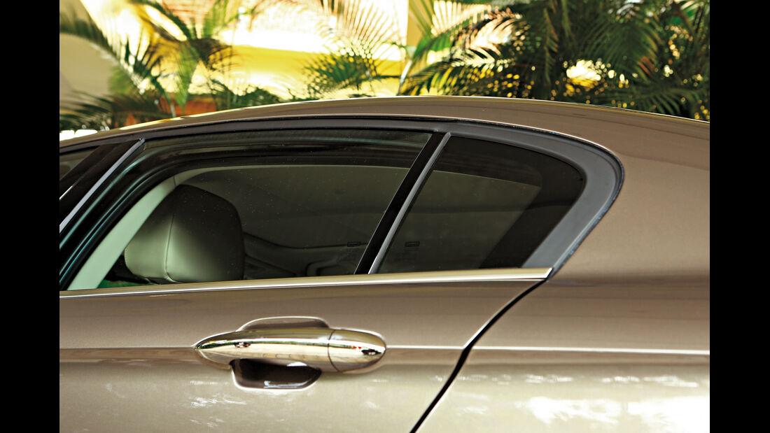 Qoros 3 Sedan 1.6T, Seitenfenster